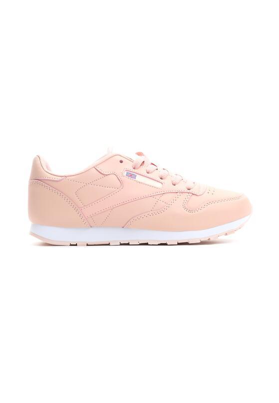 Różowe Buty Sportowe My Own Style