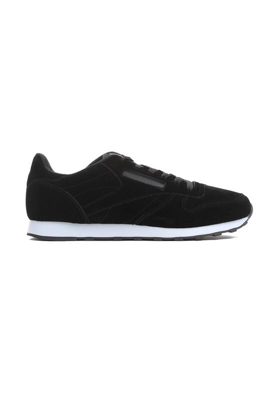Czarne Buty Sportowe Alteration