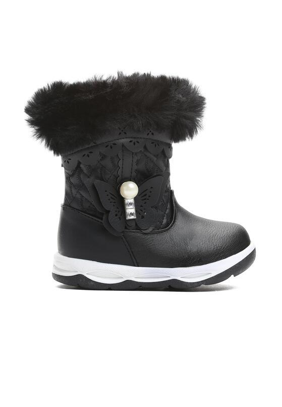 Czarne Śniegowce Pinkie Pie