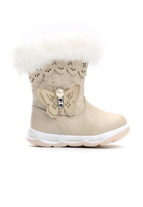 Beżowe Śniegowce Pinkie Pie