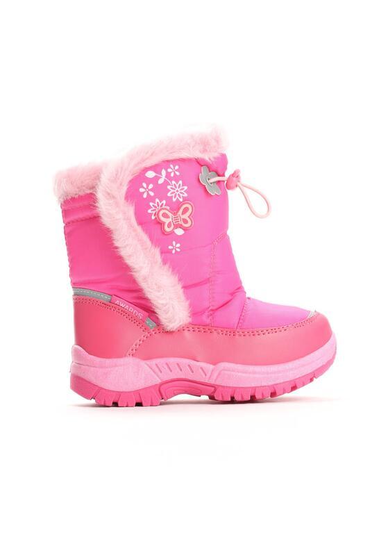 Fuksjowe Śniegowce Little Princess