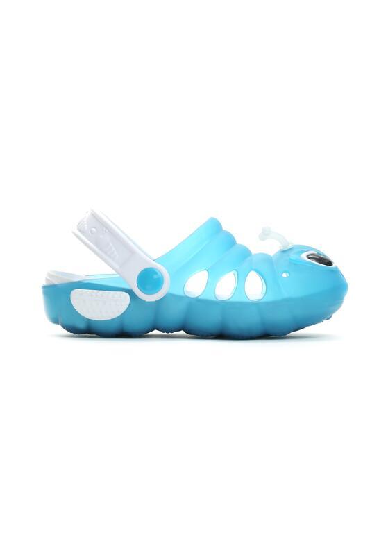 Niebieskie Klapki Little Ladybird