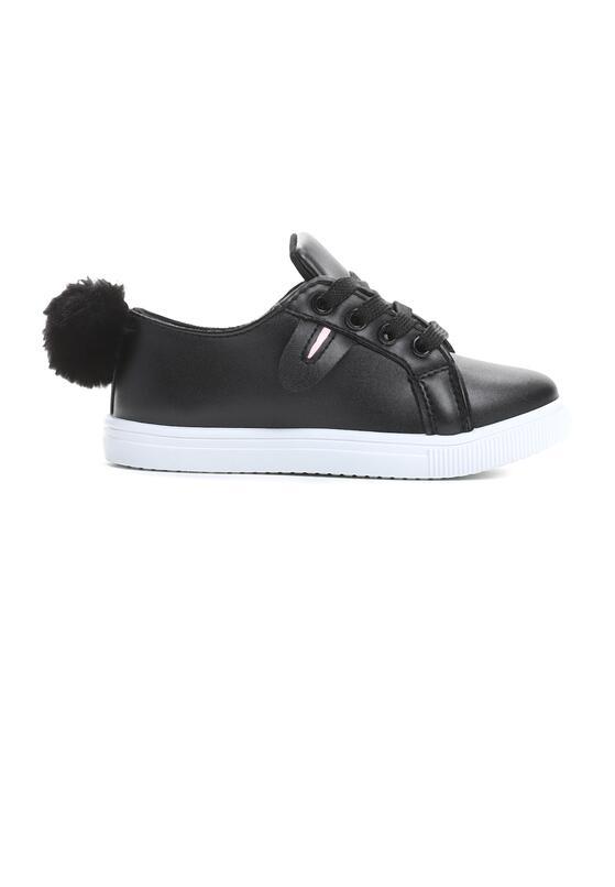 Czarne Buty Sportowe Funny Bunny