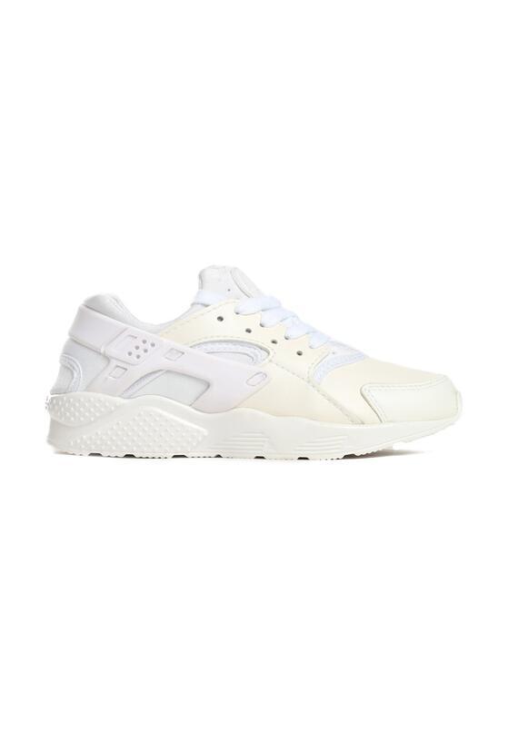 Białe Buty Sportowe Pink Candy