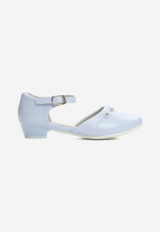 Białe Balerinki White Clove