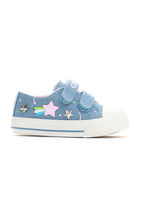 Niebieskie Trampki Sixth Star