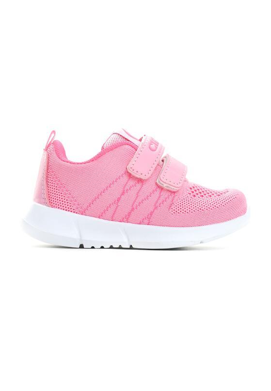 Różowe Buty Sportowe Girl Chic