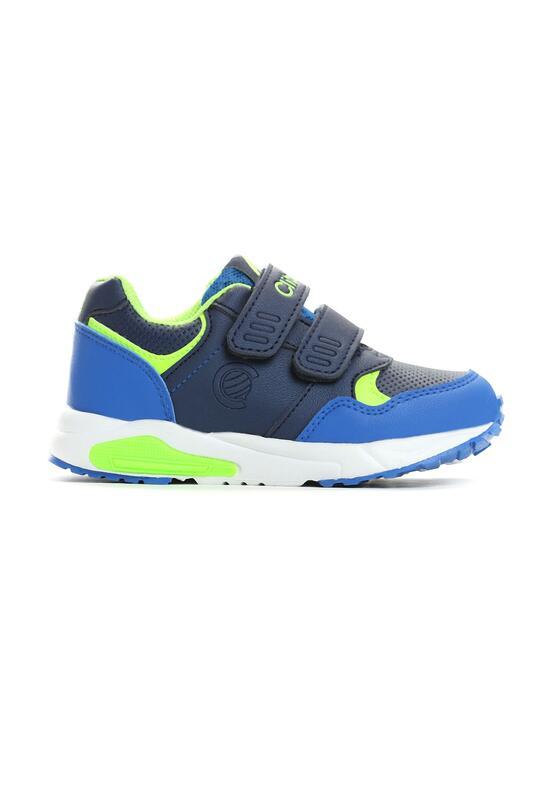 Niebieskie Buty Sportowe Spesh