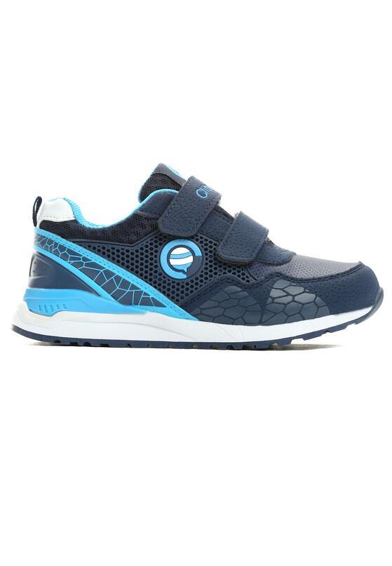 Niebieskie Buty Sportowe Plumy