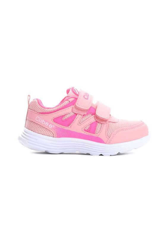 Różowe Buty Sportowe Be There