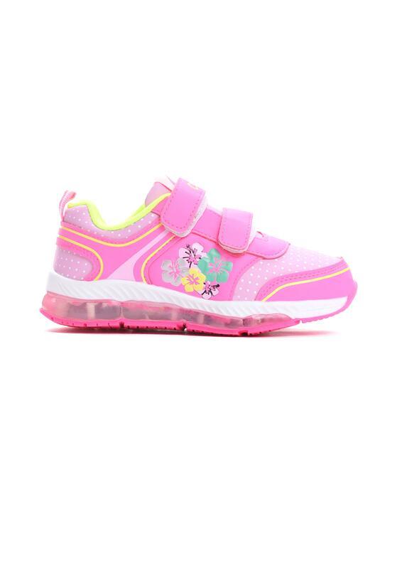 Różowe Buty Sportowe Make It