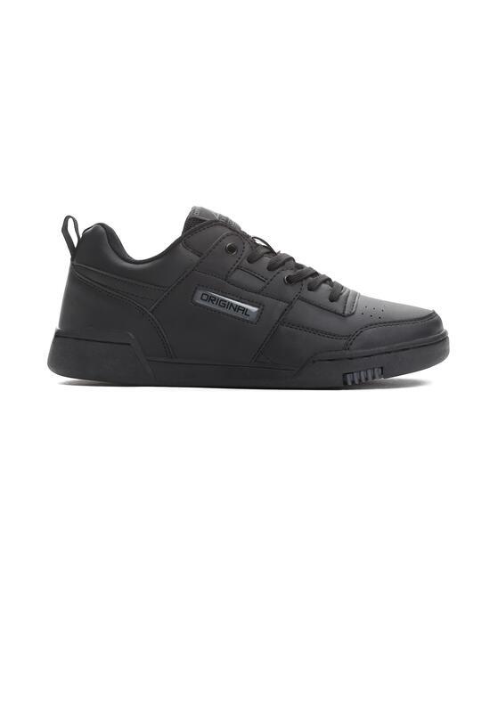 Czarne Buty Sportowe Scoops