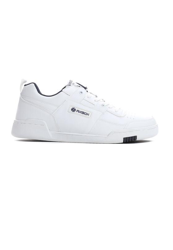 Białe Buty Sportowe Scoops