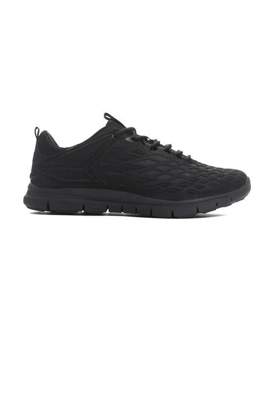Czarne Buty Sportowe Chiodo