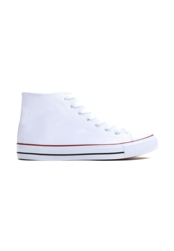 Białe Trampki Skateboarrd