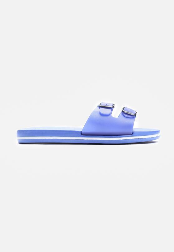 Niebieskie Klapki Phenomenal