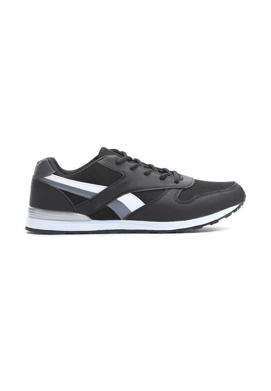 Czarne Buty Sportowe Alter Ego