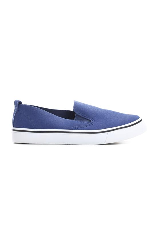 Granatowe Slip On Space Walk