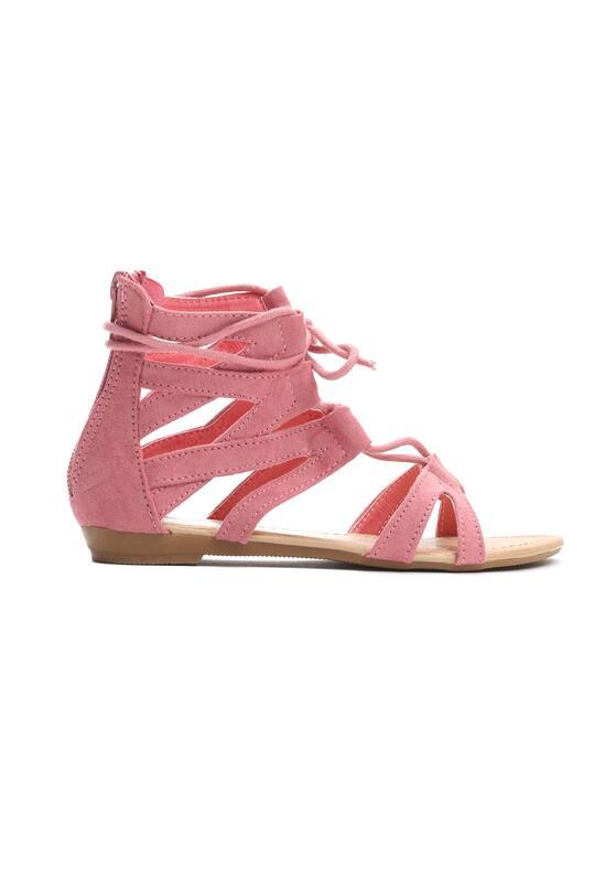 Różowe Sandały Something Crazy
