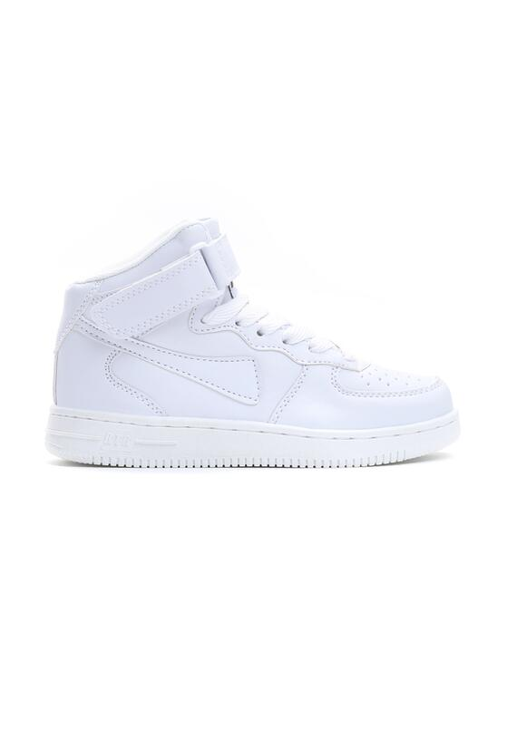 Białe Buty Sportowe The Cool World