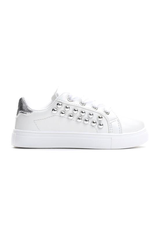 Białe Buty Sportowe Running Wild