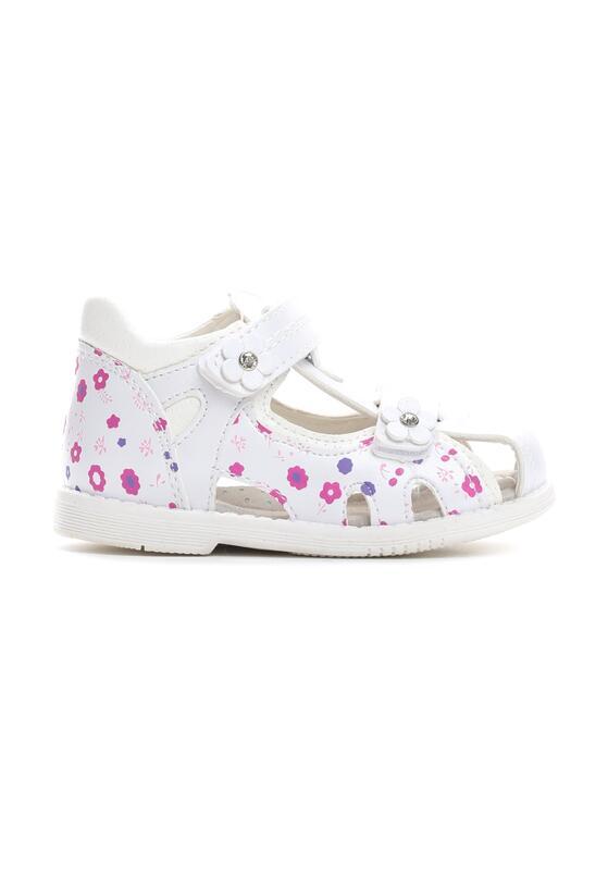Białe Sandały Oh My Love