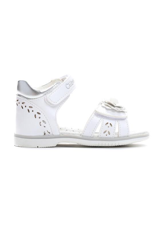 Białe Sandały Sing Like Me