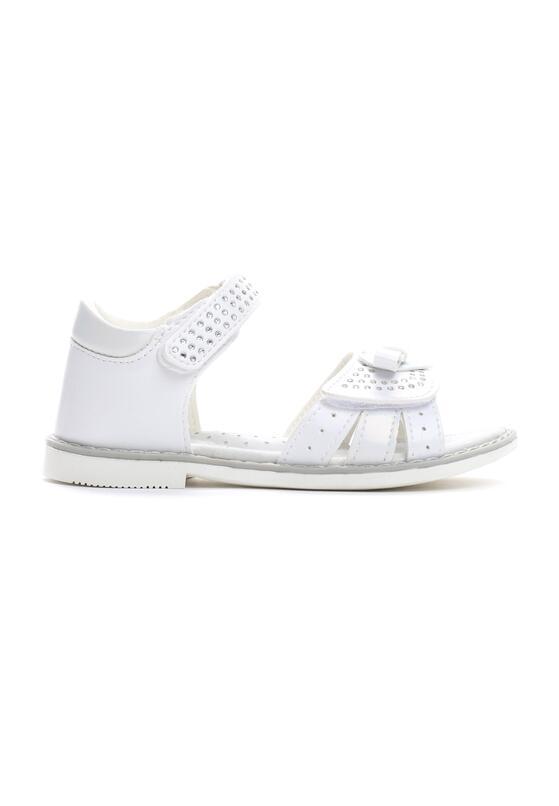 Białe Sandały Sparks Fly