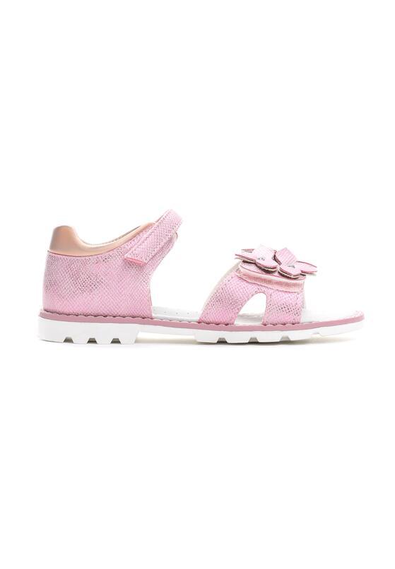 Różowe Sandały Little Queenie