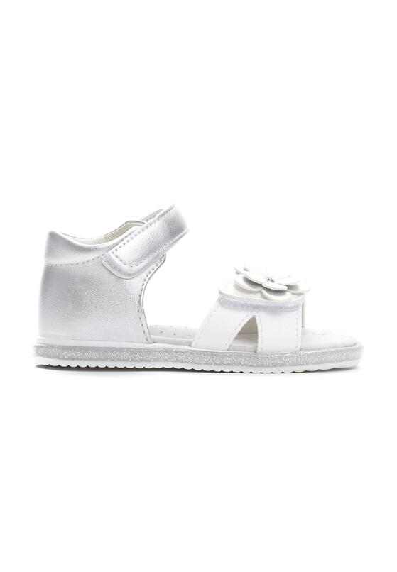 Białe Sandały Little Baby