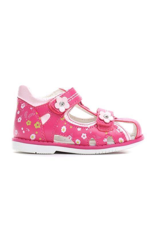Różowe Sandały Oh My Love