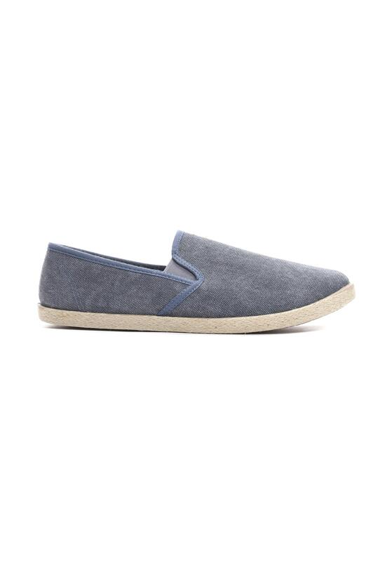 Granatowe Espadryle Familiar Feeling