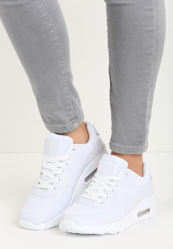 Białe Buty Sportowe Tayllor