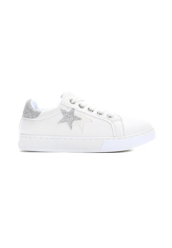 Białe Buty Sportowe Be A Star