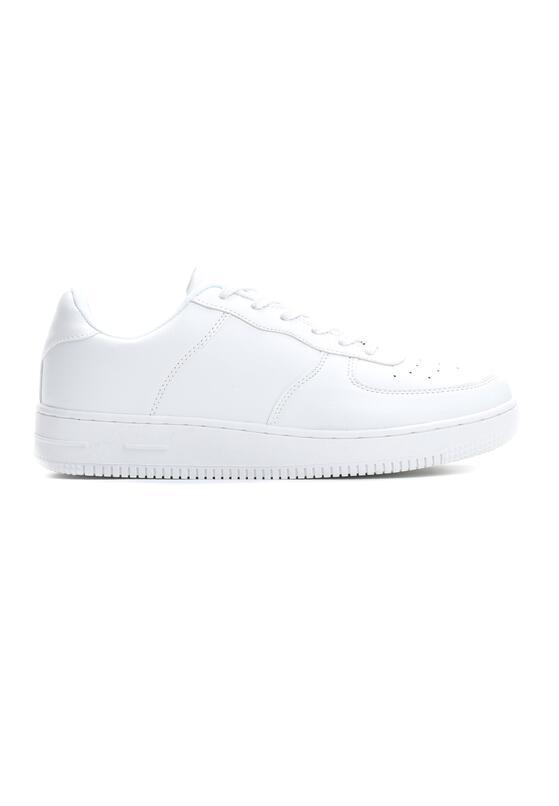 Białe Buty Sportowe Mobility