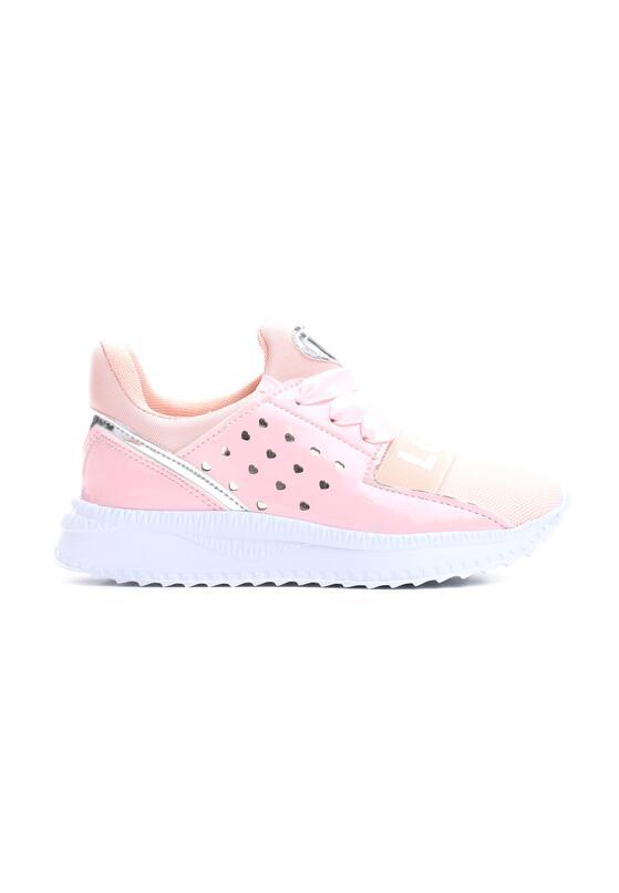 Różowe Buty Sportowe Love Freedom