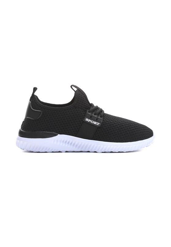Czarne Buty Sportowe Rarity