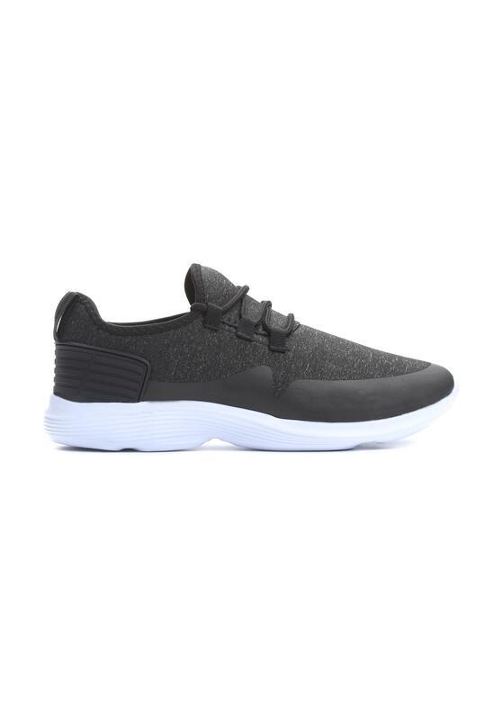 Czarne Buty Sportowe Alingo