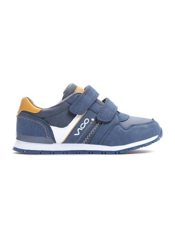 Niebieskie Buty Sportowe Motility