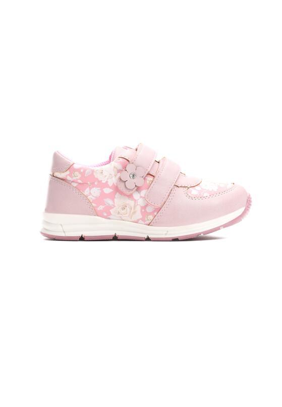 Różowe Buty Sportowe Flower Time