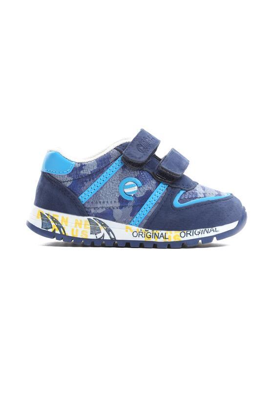 Niebieskie Buty Sportowe Do Fine
