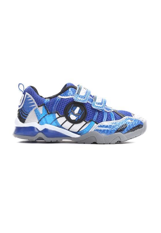 Niebieskie Buty Sportowe Transform Yourself