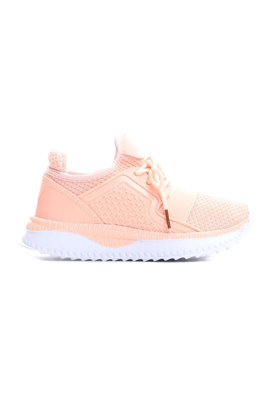 Różowe Buty Sportowe Real Diamond