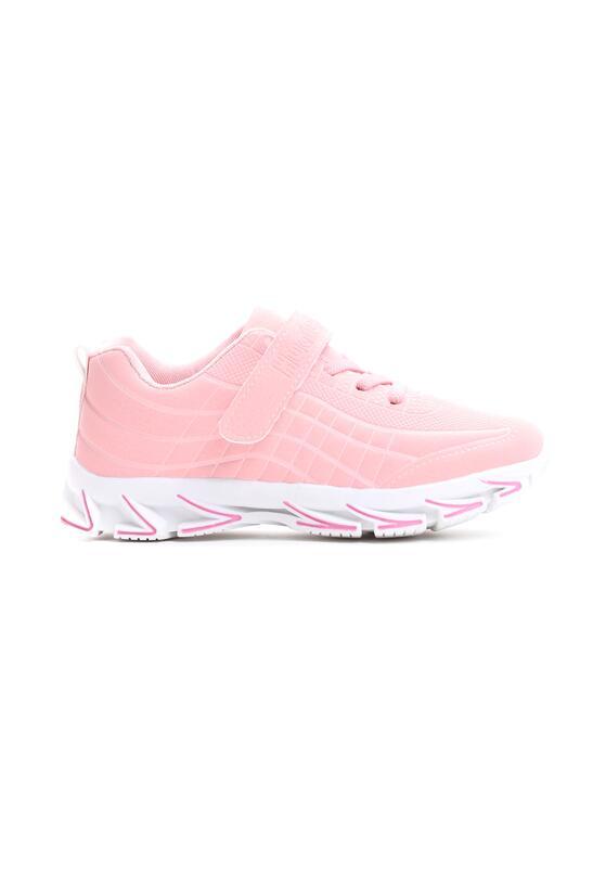 Różowe Buty Sportowe The New Real