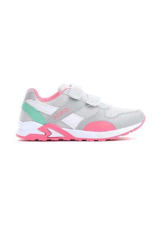 Szaro-Różowe Buty Sportowe Connect