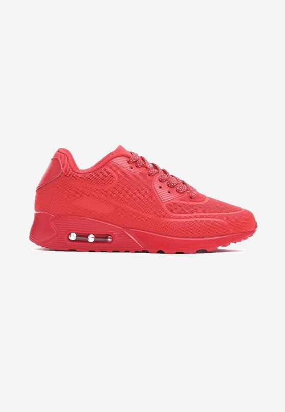 Czerwone Buty Sportowe Ex-Lovers