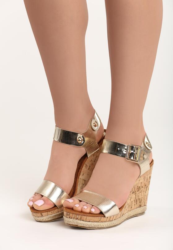 Złote Sandały Lori