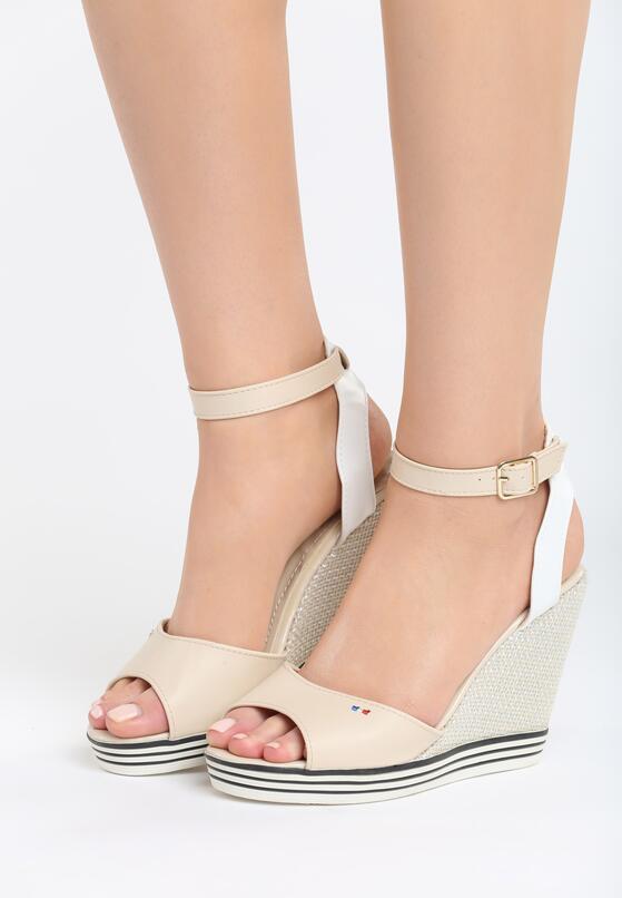 Beżowe Sandały Own World