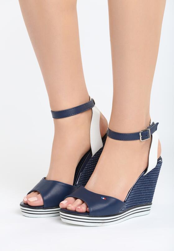 Niebieskie Sandały Own World