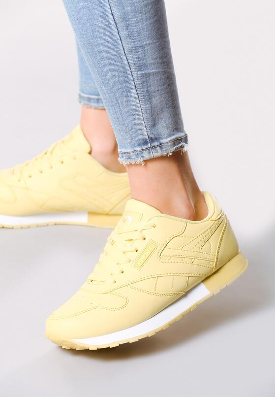 Żółte Buty Sportowe Myron